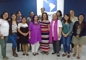 Presentación de ORACLE en FLACSO Guatemala