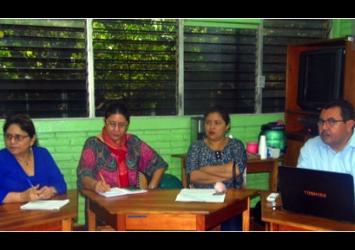 UNAN-Managua y UNAN-León comparten conocimientos