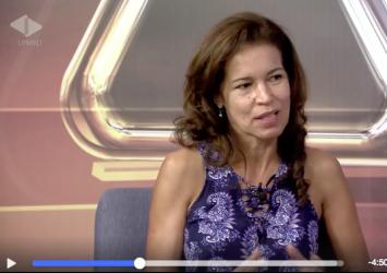 Marcia Lopes presenta el proyecto ORACLE