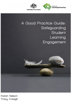 A Good Practice Guide: Safeguarding Student Learning Engagement