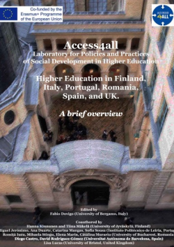 Higher Education in Finland, Italy, Portugal, Romania, Spain, and UK. A brief overview.