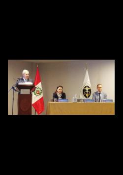 Difusión en la III Conferencia Internacional INCHIPE
