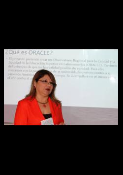 Difusión en la Universidad de El Salvador
