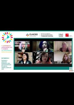 1ª Conferencia latinoamericana de Pensamiento crítico