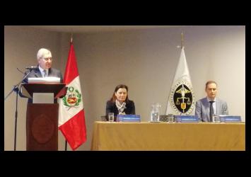 Presentación de ORACLE en la III Conferencia Internacional INCHIPE