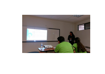 Presentación de ORACLE en el Congreso Internacional de Investigación Academia Journals Celaya 2018 - México