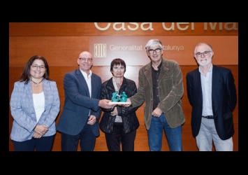 Premio a la UAB por su compromiso con la inserción laboral de personas sordas