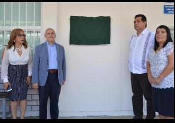 Inauguración del Observatorio Institucional de Equidad en la Universidad Juárez Autónoma de Tabasco, en Villahermosa Tabasco, México