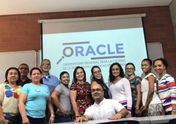 Jornada de divulgación sobre el Proyecto ORACLE, sus avances y resultados, en la Universidad de Medellín