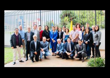 Reunión Regional de los Proyectos de Desarrollo de Capacidades en el Ámbito de la Educación Superior de Erasmus+