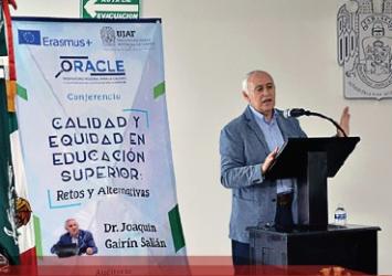 Entrevista al Dr. Joaquín Gairín Sallán
