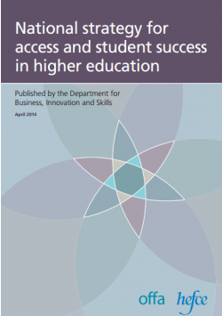 National strategy for access and student success in higher education